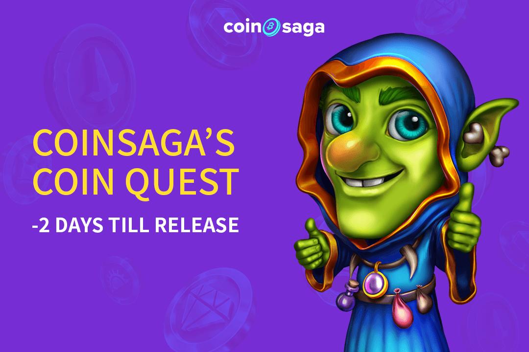 CoinSaga Crypto Casino CoinQuest