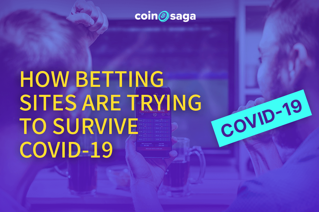 CoinSaga Crypto Casino How to Bet Covid-19