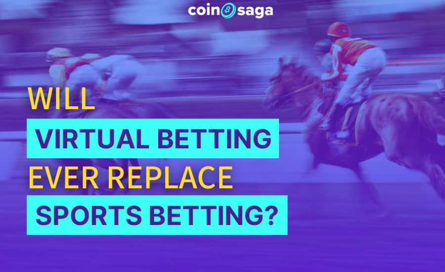 Virtual betting – A short or long-term replacement for sports betting?