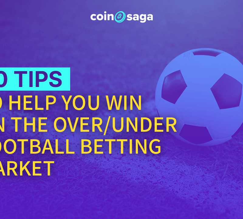 10 Tips to Help You Win on the Over/Under Football Betting Market