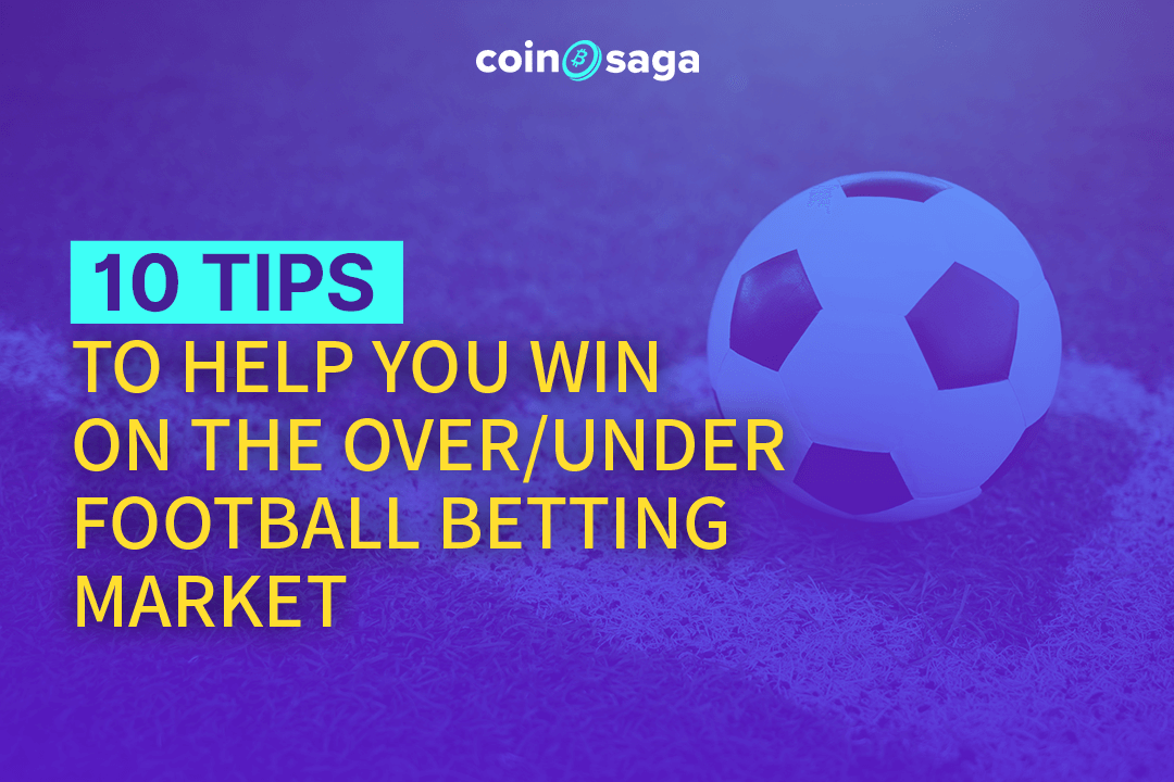 10 tips under over betting
