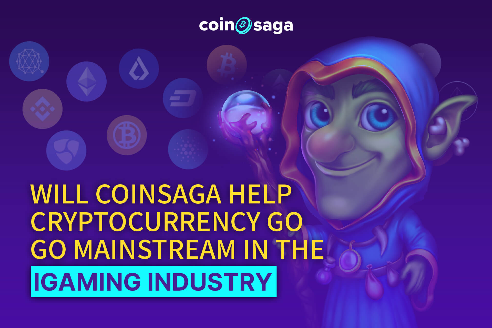 cryptocurrency igaming industry