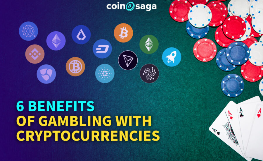 gambling with cryptocurrencies