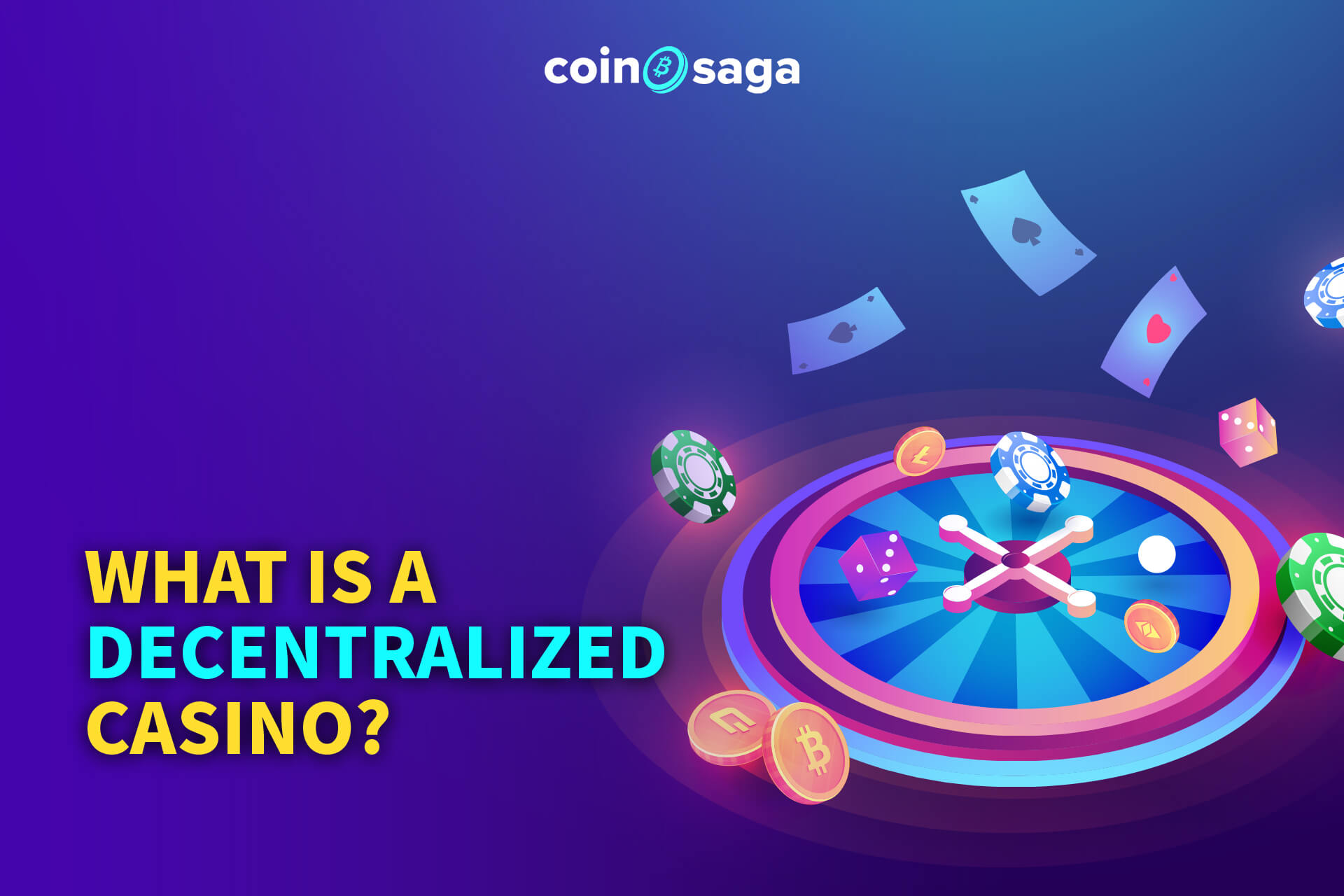 what is a decentralized casino