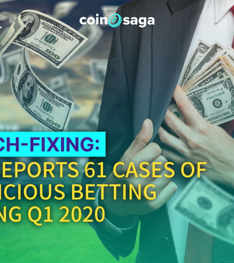 Match-fixing: IBIA reports 61 cases of suspicious betting in Q1 2020