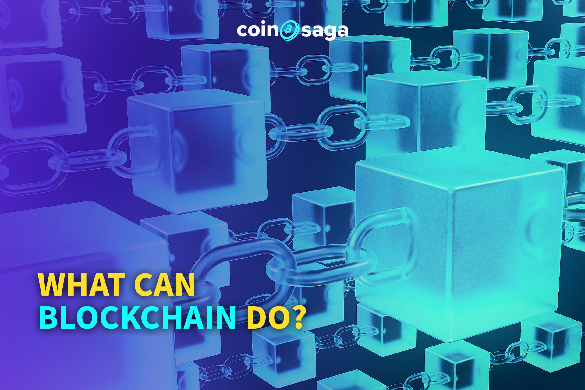 what can blockchain do?