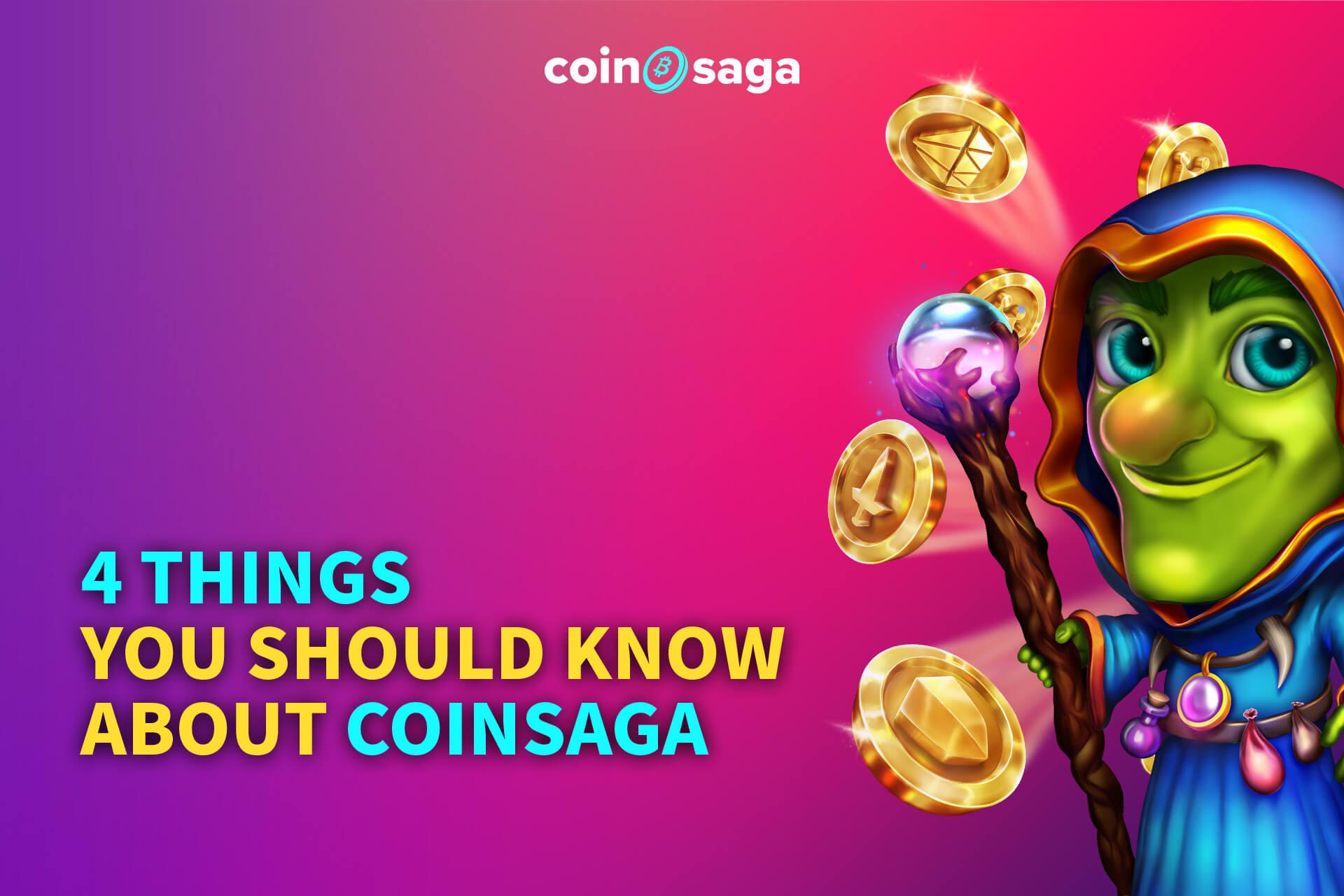Tips about CoinSaga