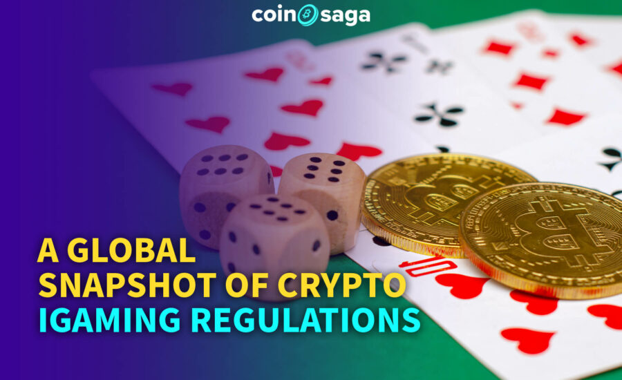 Crypto iGaming Regulations