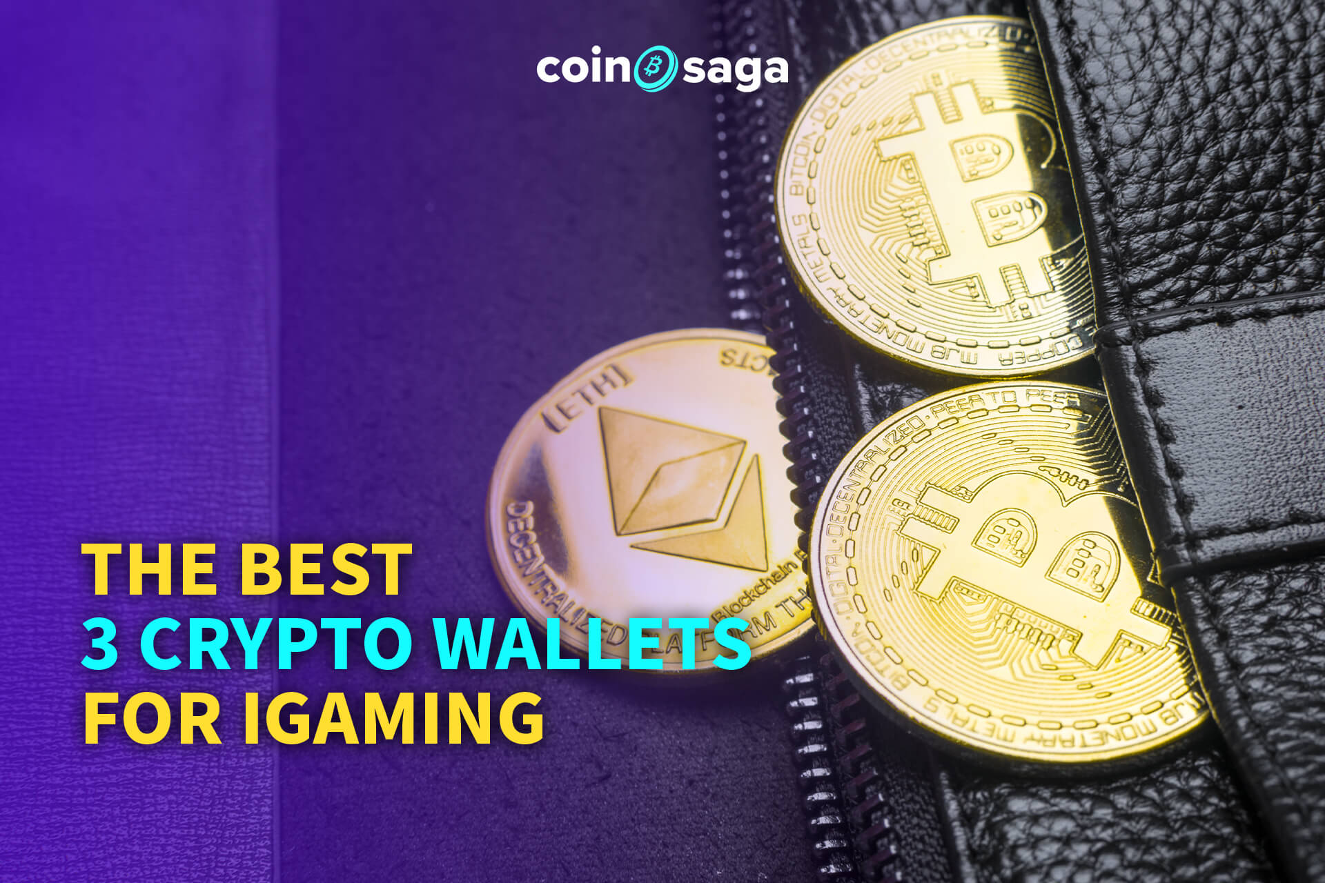 best crypto wallet igaming