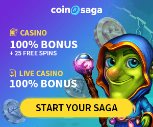 Coin Saga Bitcoin Casino