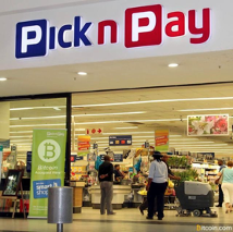 south africa Pick n Pay bitcoin