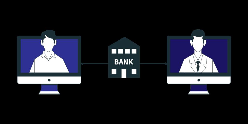 normal bank transfer