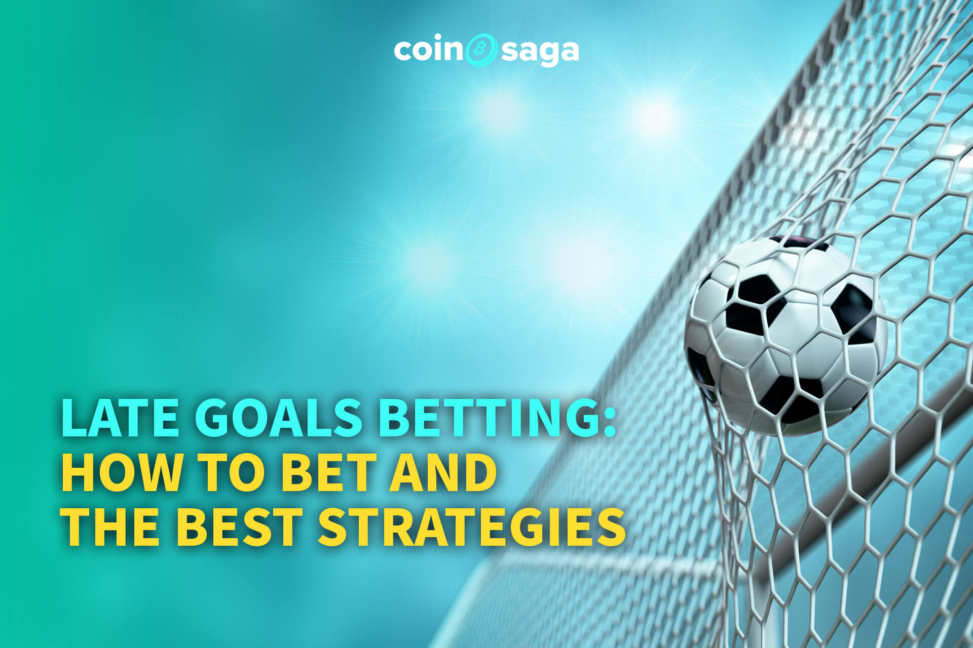 Late goals betting