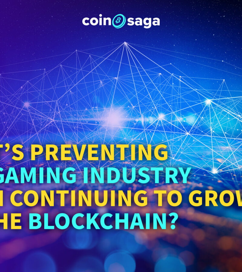 What's preventing the igaming from continuing to grow on blockchains?