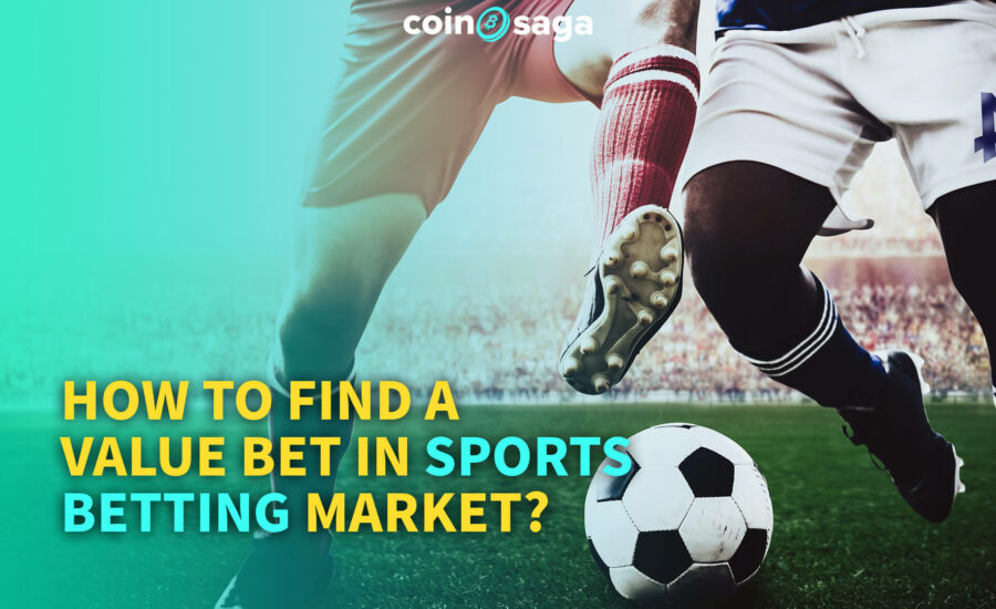 How to find value bet in sports betting market?