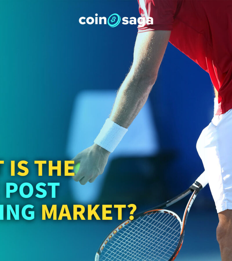 What is the ante post betting market?