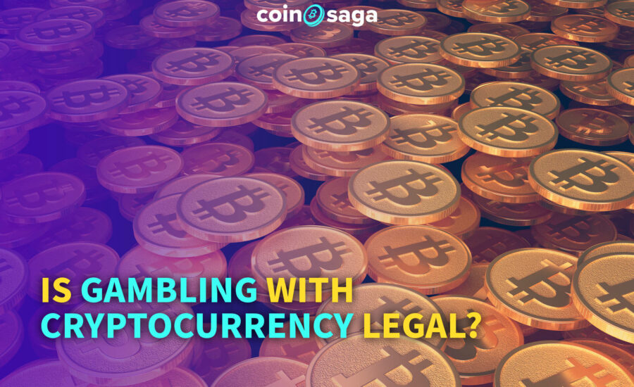 Is gambling with cryptocurrency legal?