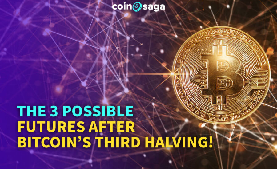 The 3 Possible Futures After Bitcoin's Third Halving!