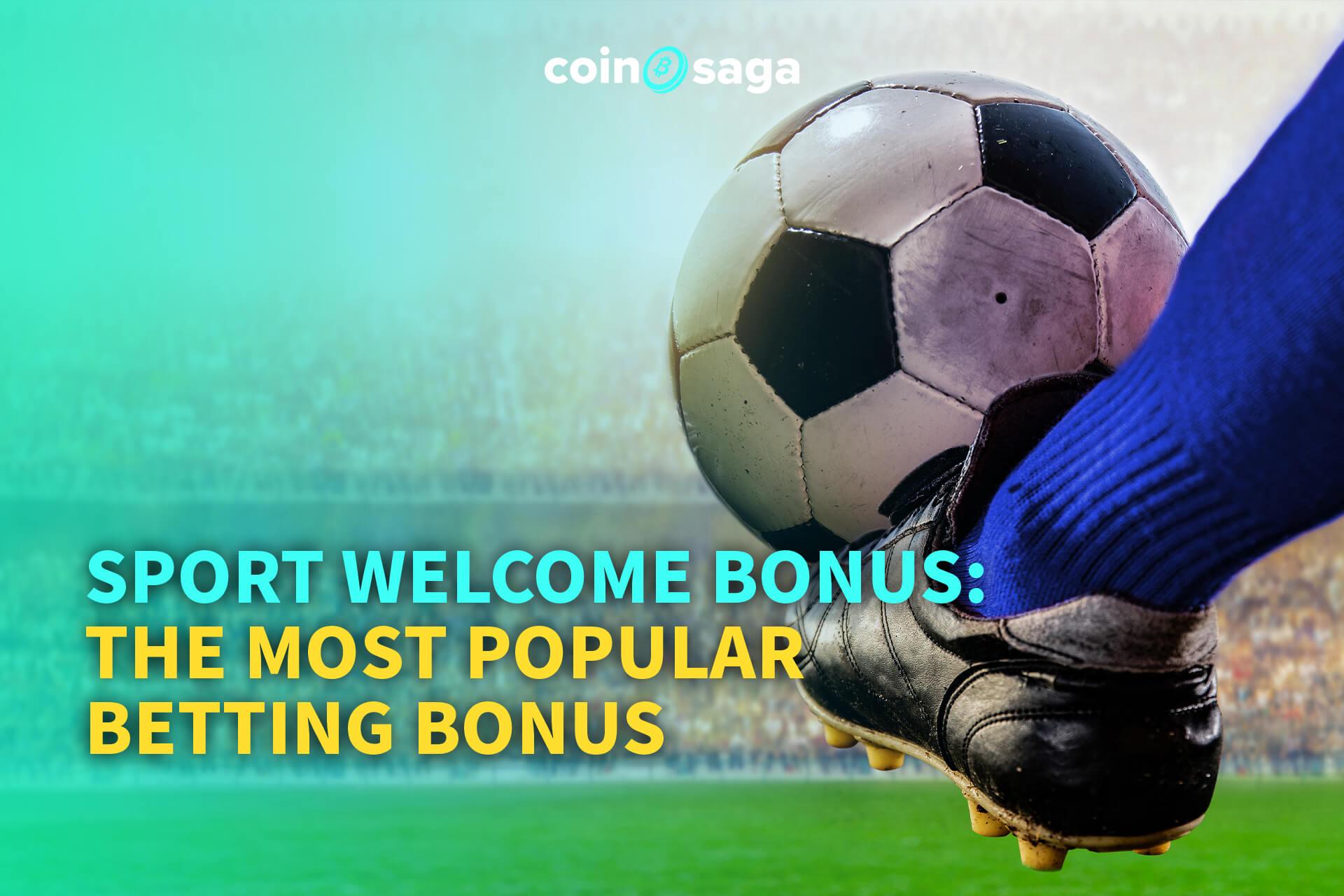sport welcome bonus