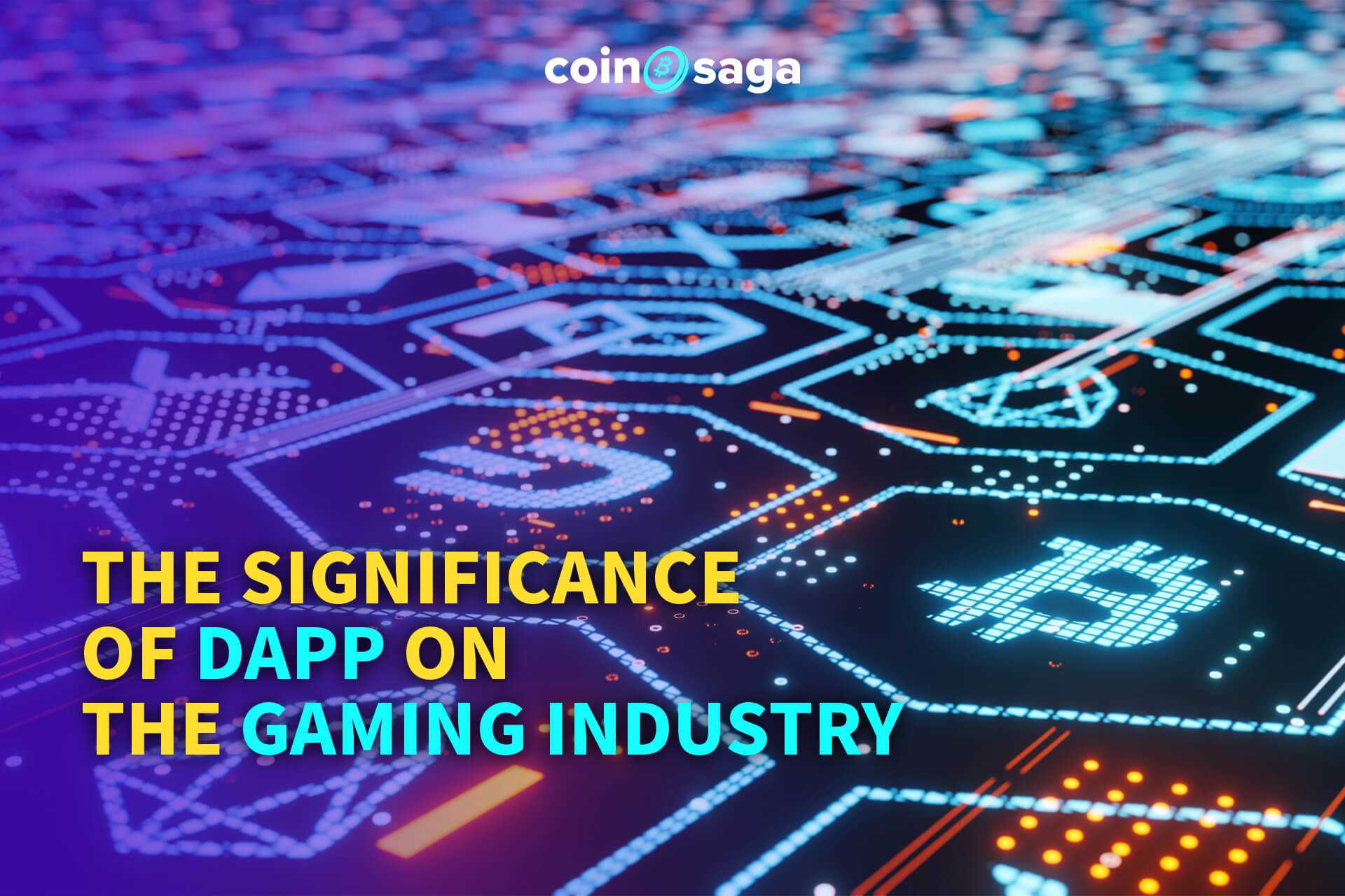 dapp in gaming industry