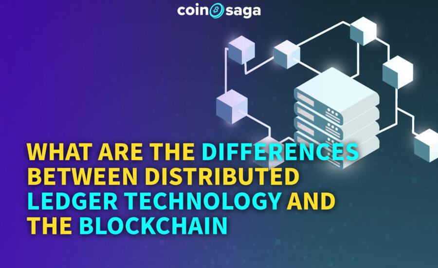 ledger vs blockchain