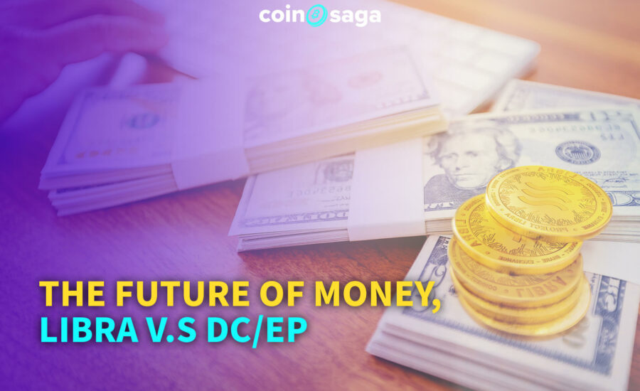 Libra or DE/CP: Which will be the future money?