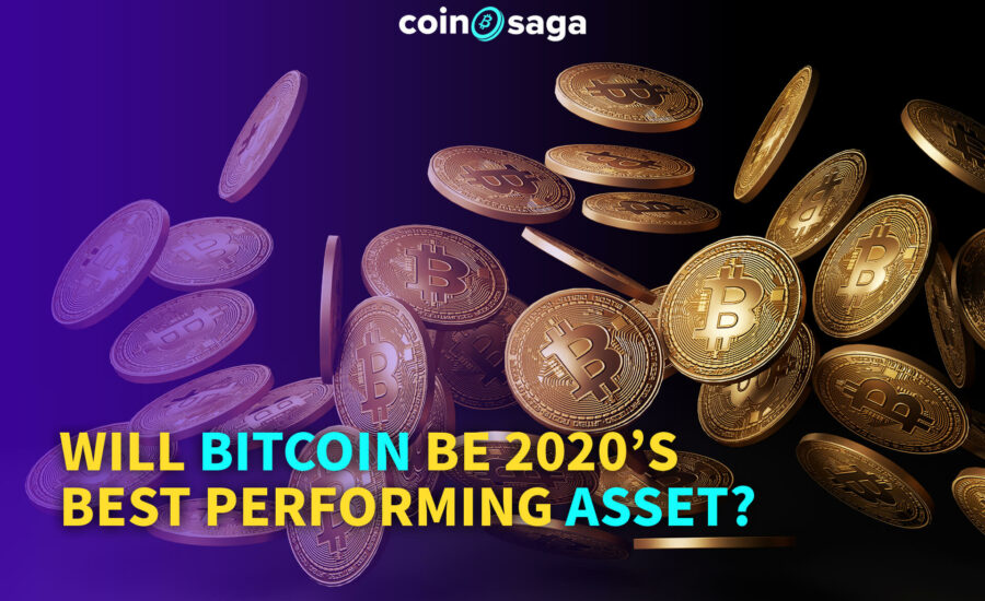 Will Bitcoin be 2020's Best Performing Asset?