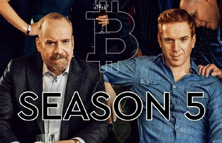 Billions bitcoin season tv show