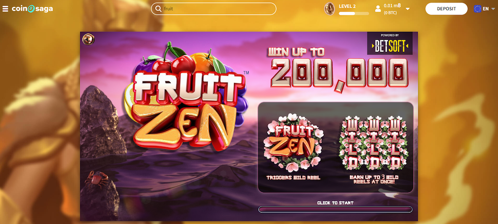 Fruit Zen Slot Game Review