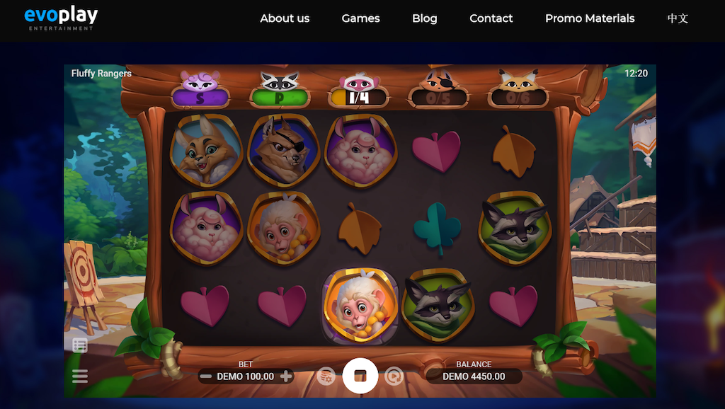 Fluffy Rangers Free Spins