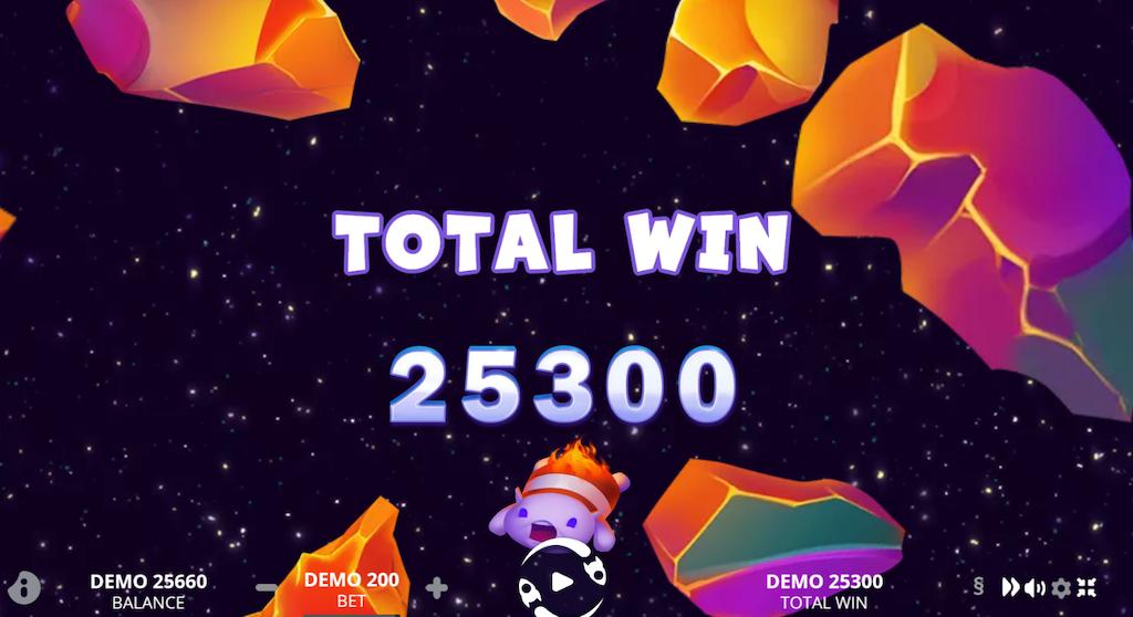 Rocket Stars Slot Bonus
