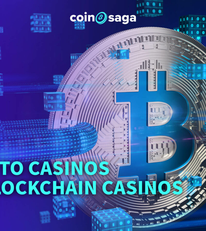 Crypto Casinos vs Blockchain Casinos