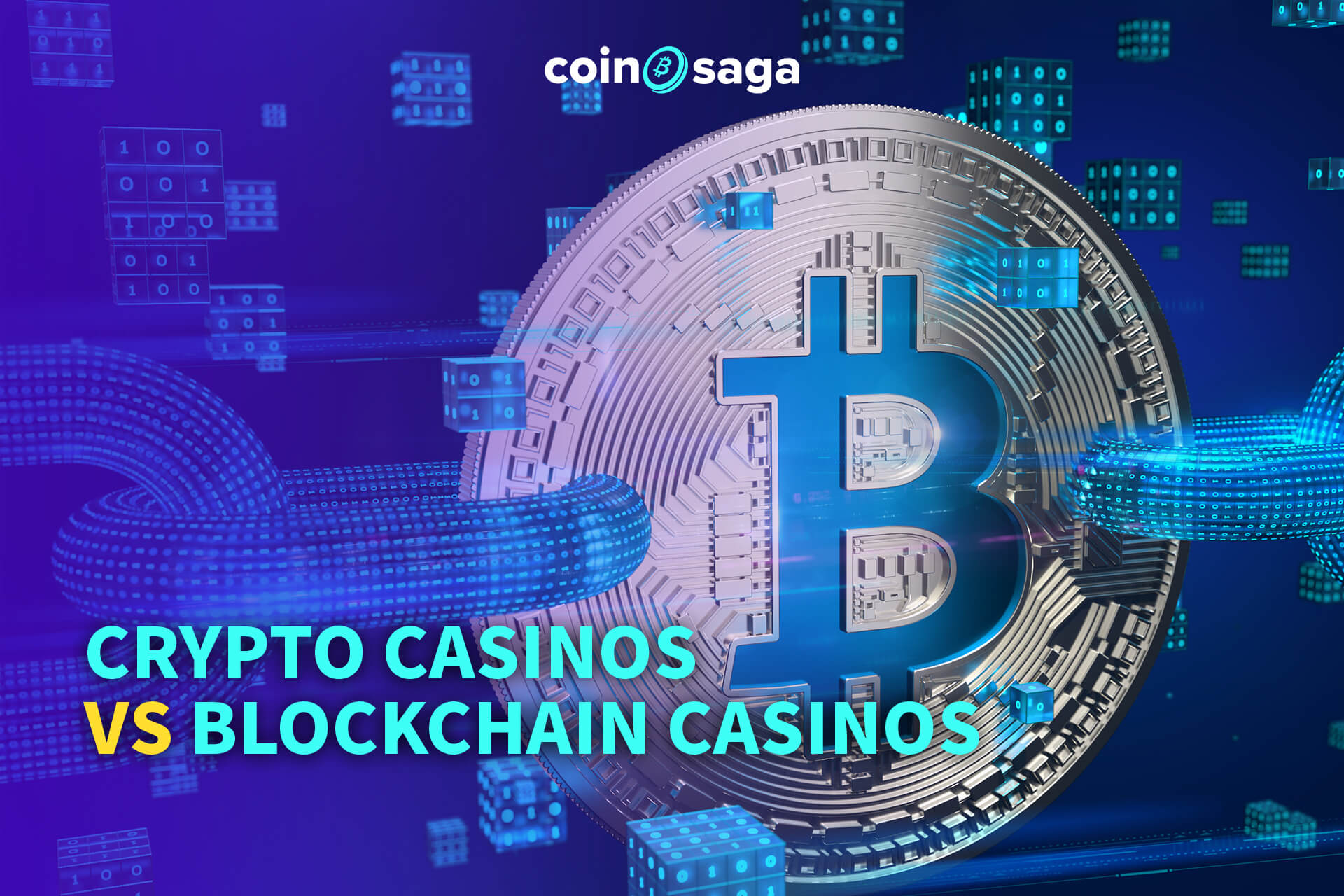 Crypto Casinos vs Blockchain Casinos
