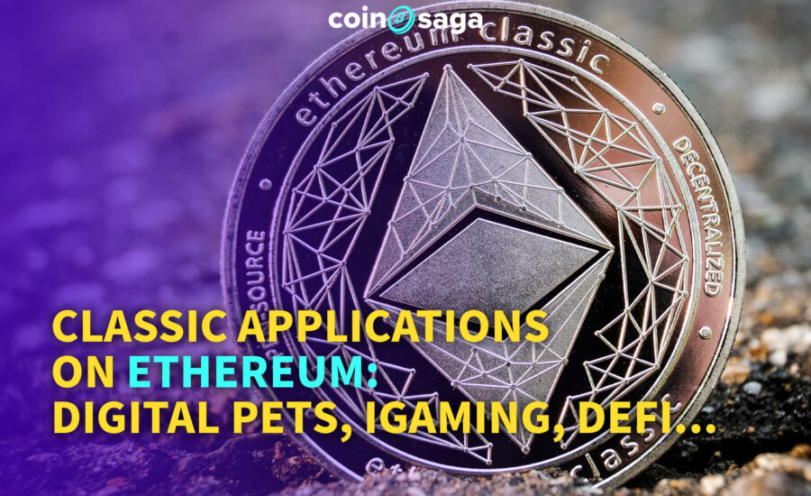 Top 5 decentralized applications on Ethereum