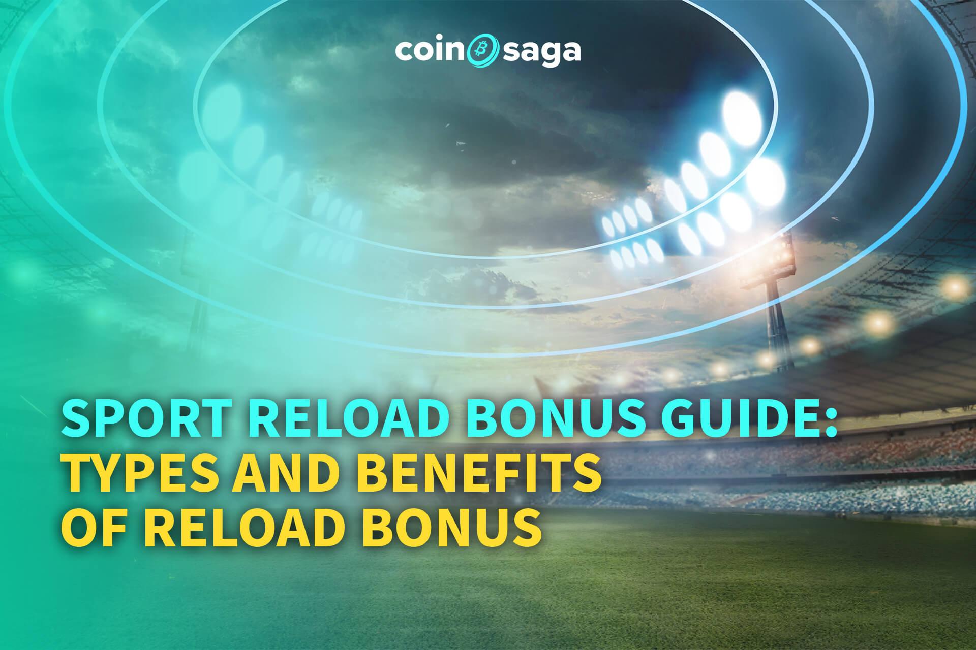 Sport reload bonus