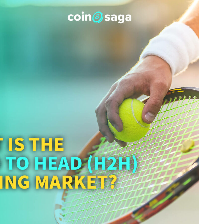 What is the Head to Head (H2H) betting market?