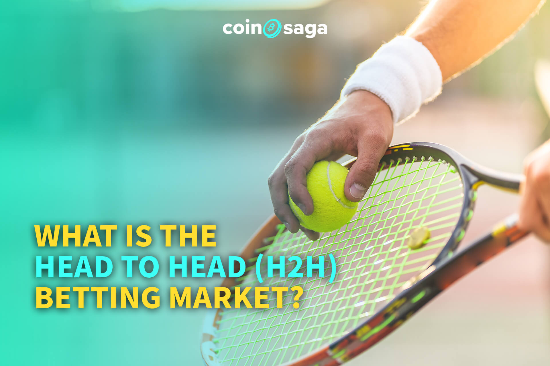 head to head betting market