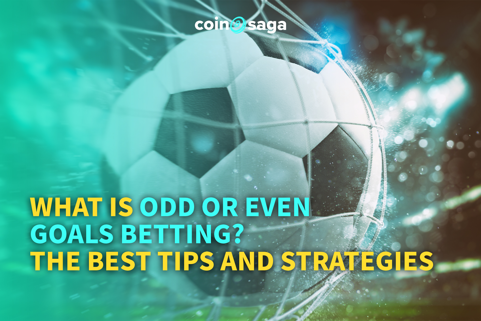 Odd or Even goals betting