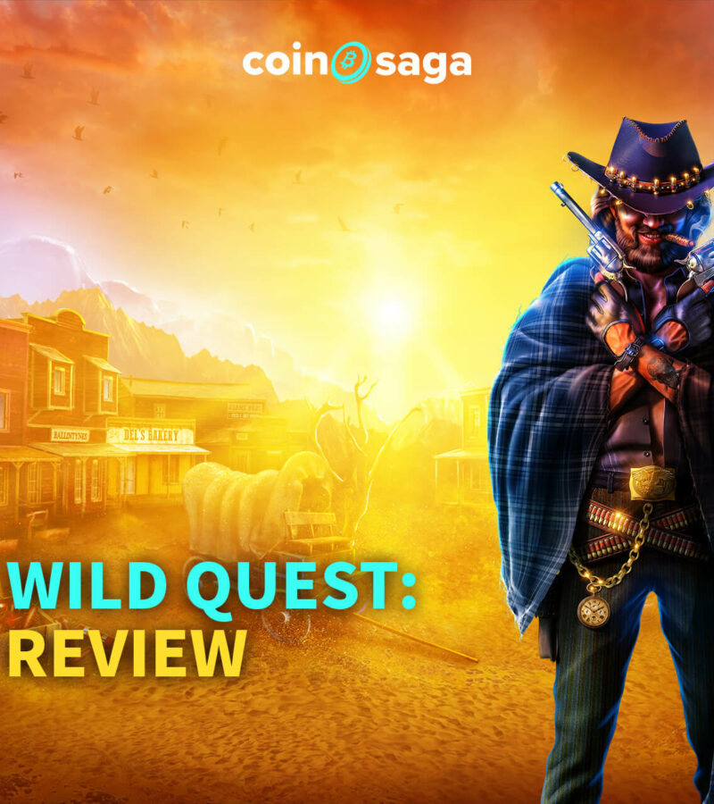 The Wild Wild Quest Slot Review