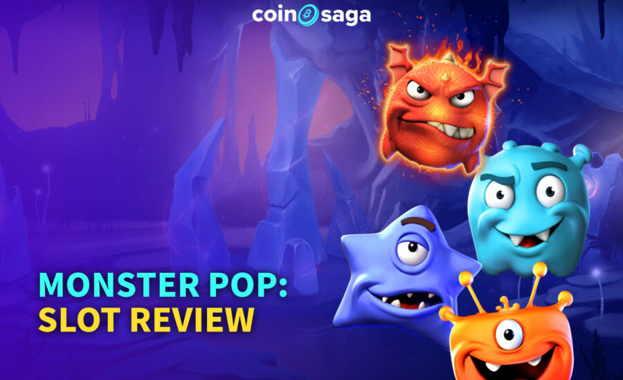 Monster Pop Slot Review