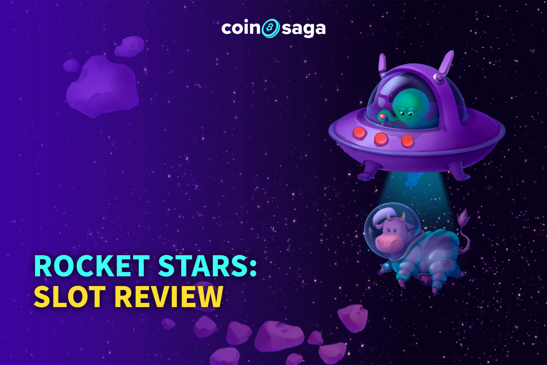 Rocket Stars Slot Review