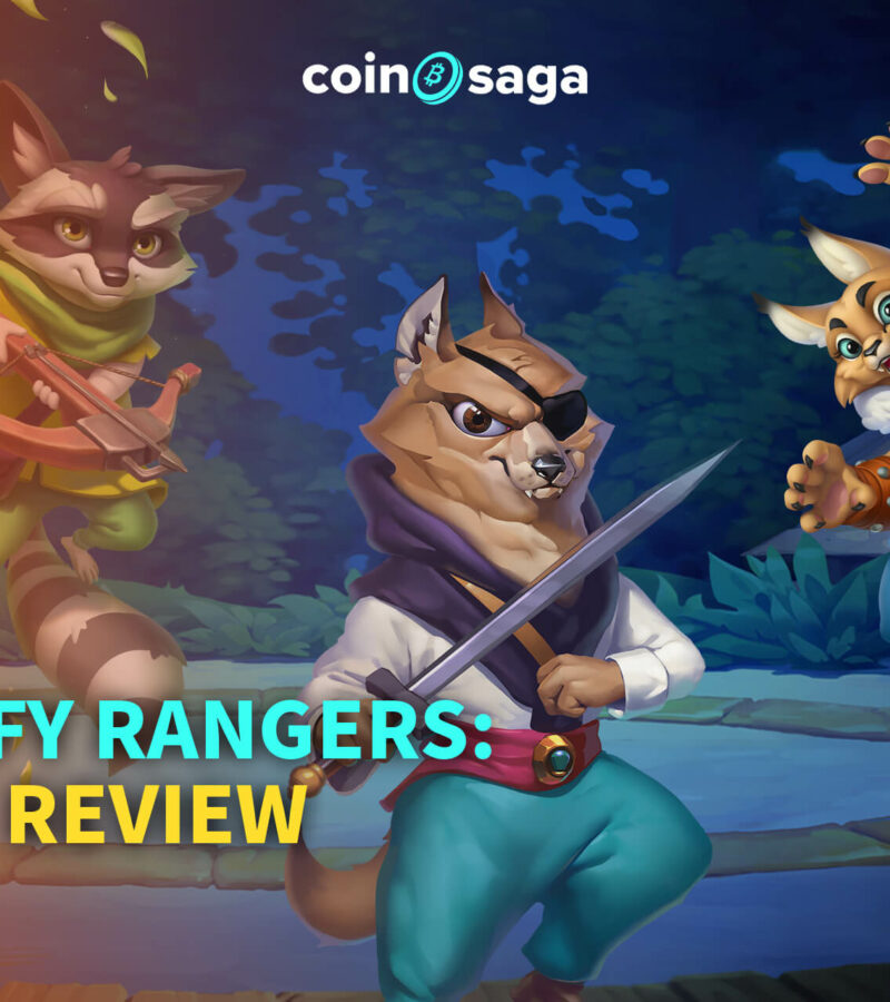The Fluffy Rangers Slot Review
