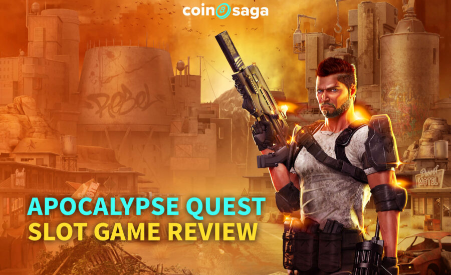The Apocalypse Quest Slot Review – GameArt