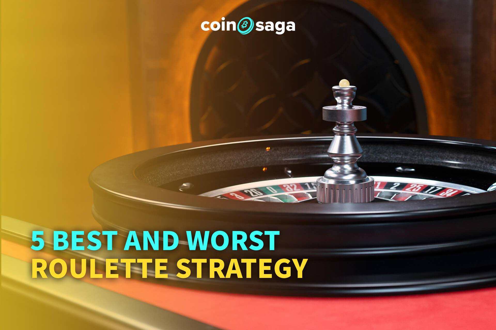 Best And Worst Roulette Strategies