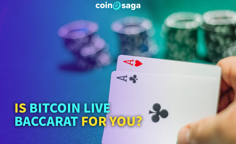 Is Bitcoin Live Baccarat for you?