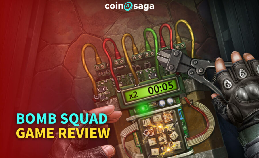 Bomb Squad Casino Game (by Evoplay) Review