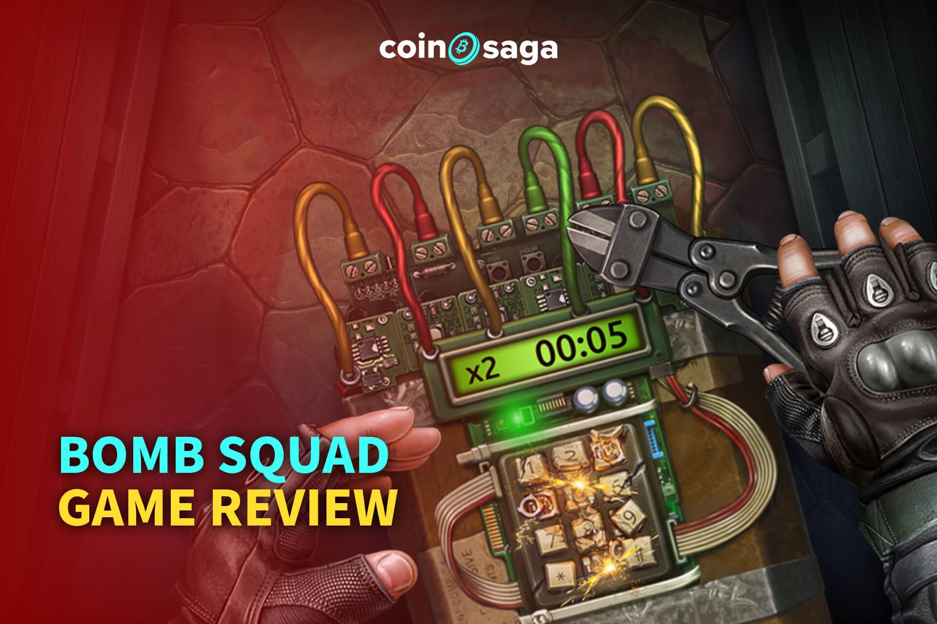 Bomb Squad Casino Game