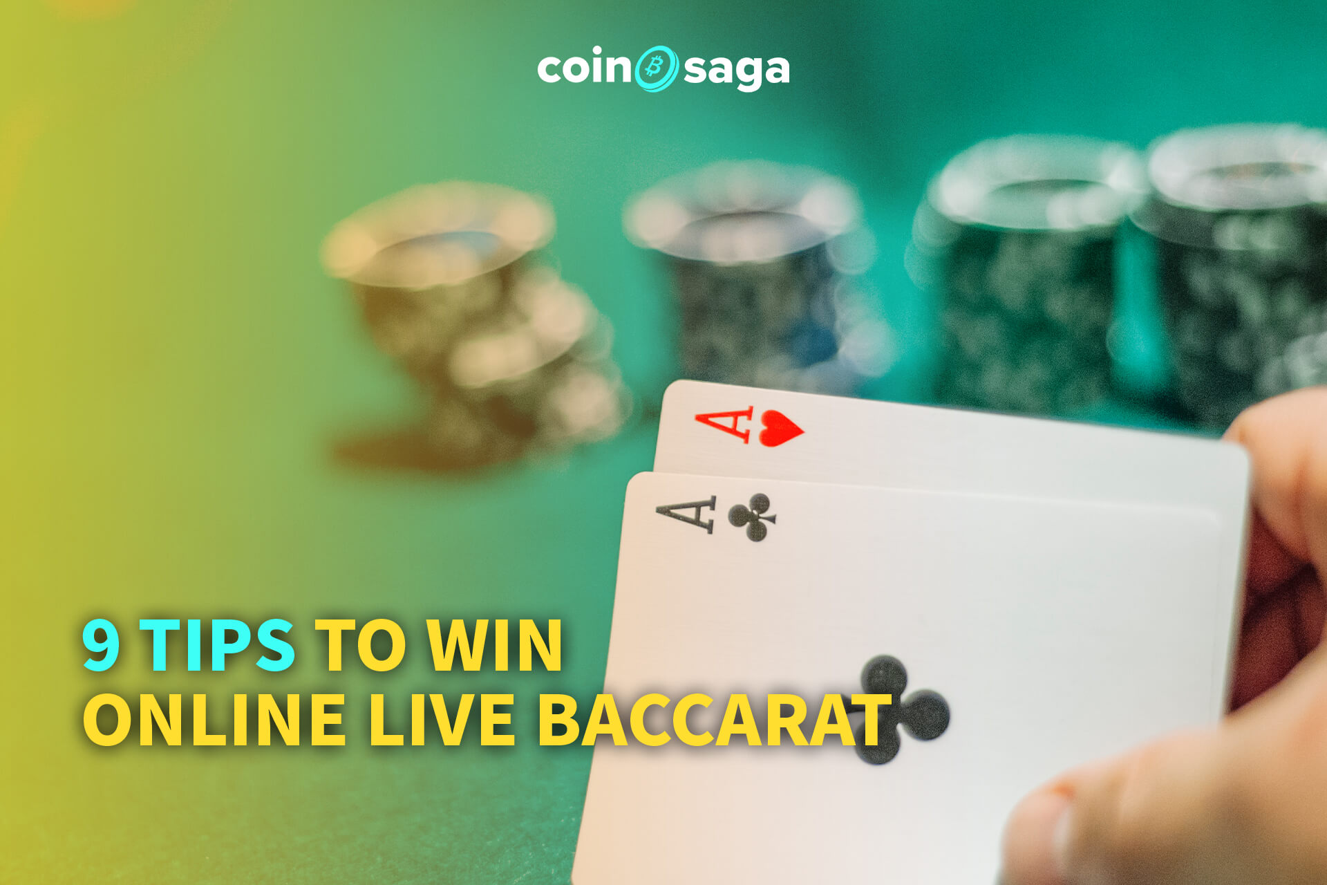 9 tips to Win Online Live Baccarat