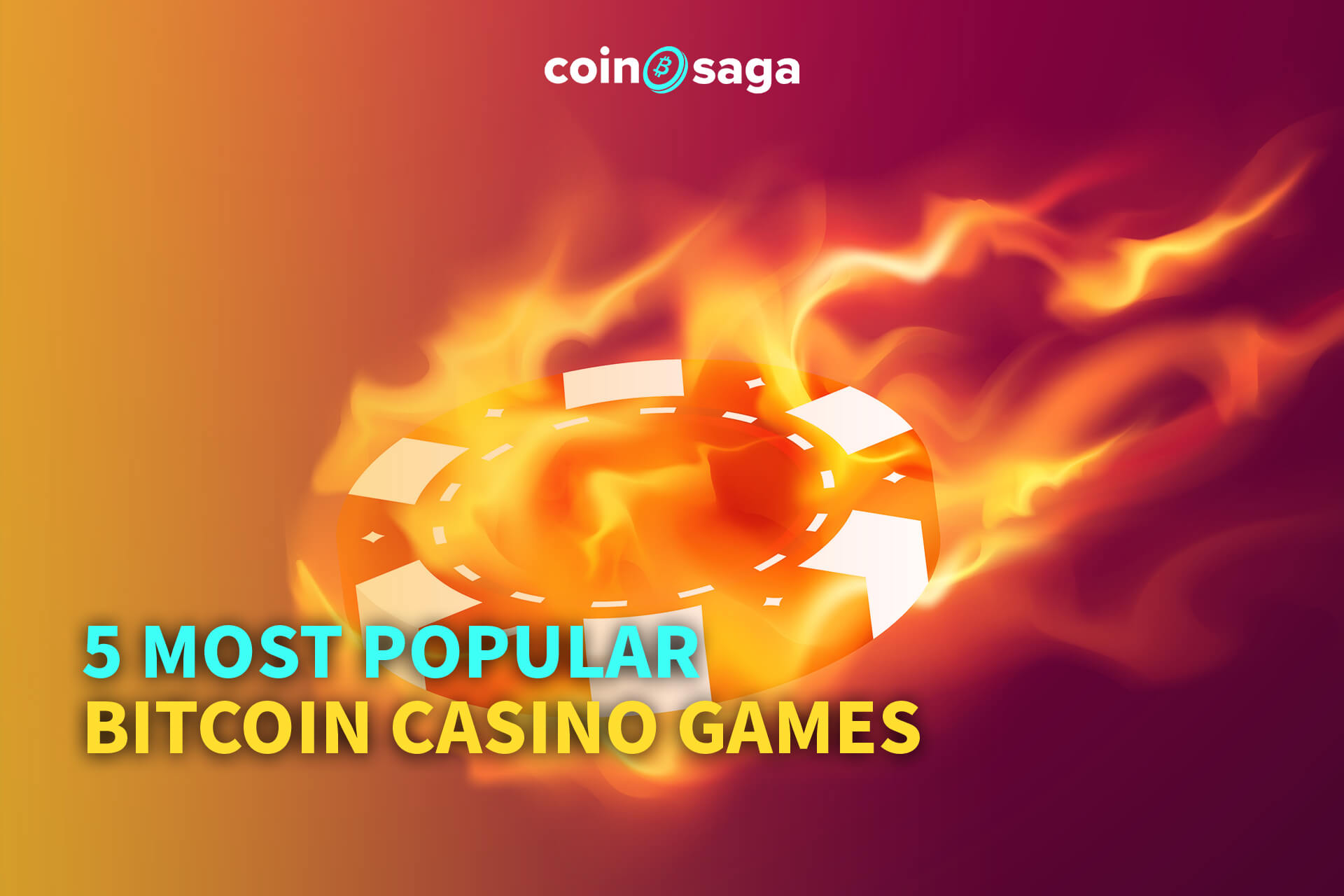The 5 Most Popular Bitcoin Casino Games