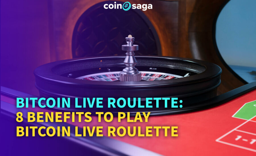 8 Benefits To Playing Bitcoin Live Roulette